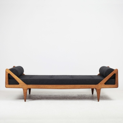 Perlapatrame - meubles - objets - vintage - DAYBED LOUIS PAOLOZZI