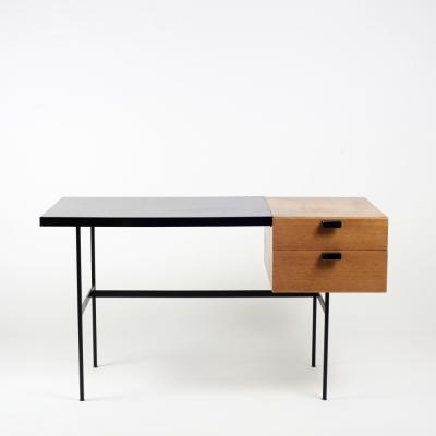 Perlapatrame - meubles - objets - vintage - BUREAU CM141 PAULIN