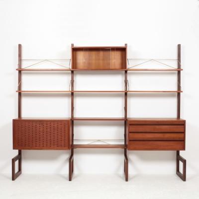 Perlapatrame - meubles - objets - vintage - ETAGERES CADOVIUS 1960s