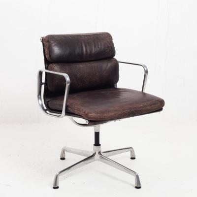 Perlapatrame - meubles - objets - vintage - FAUTEUIL EAMES SOFT PAD