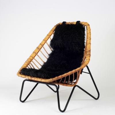 Perlapatrame - meubles - objets - vintage - FAUTEUIL 730 D V SLIEDREGT