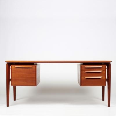 Perlapatrame - meubles - objets - vintage - BUREAU IB KOFOD LARSEN