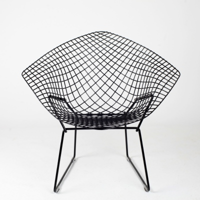 Perlapatrame - meubles - objets - vintage - DIAMANT BERTOIA KNOLL