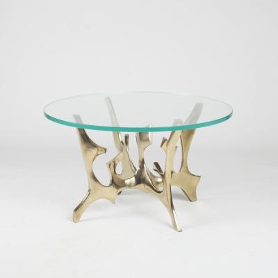 Perlapatrame - meubles - objets - vintage - TABLE BASSE F. BROUARD