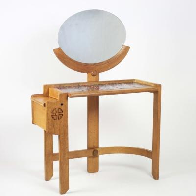Perlapatrame - meubles - objets - vintage - COIFFEUSE GUILLERME & CHAMBRON
