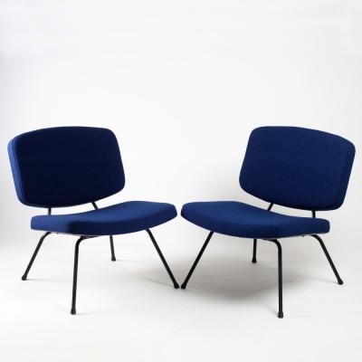 Perlapatrame - meubles - objets - vintage - CM 190 PIERRE PAULIN