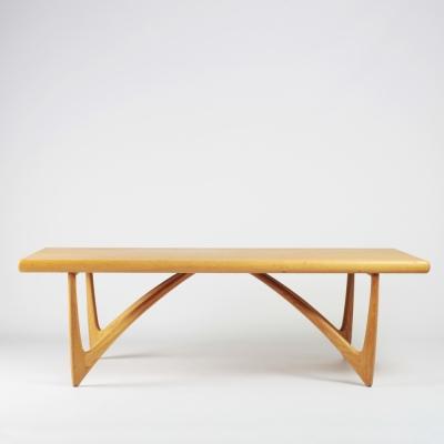 Perlapatrame - meubles - objets - vintage - TABLE BASSE DANEMARK 60s