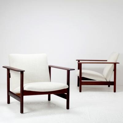 Perlapatrame - meubles - objets - vintage - FAUTEUILS STEINER 1960s