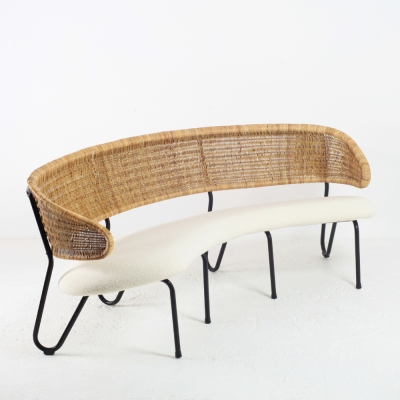 Perlapatrame - meubles - objets - vintage - SOFA DIRK V SLIEDREGT