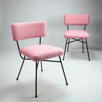 Perlapatrame - meubles - objets - vintage - CHAISES BBPR ARFLEX