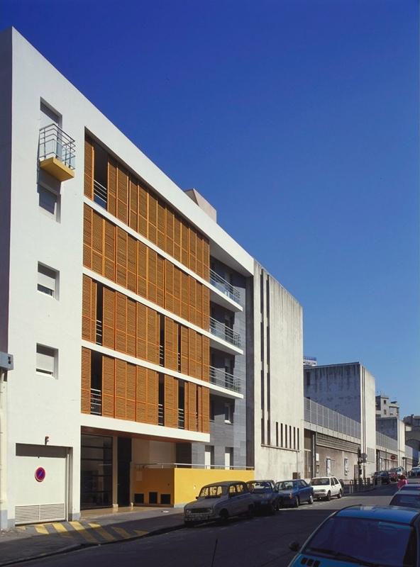 Architecte Marseille - Agence Elbaz Architecture à Marseille (13007) -