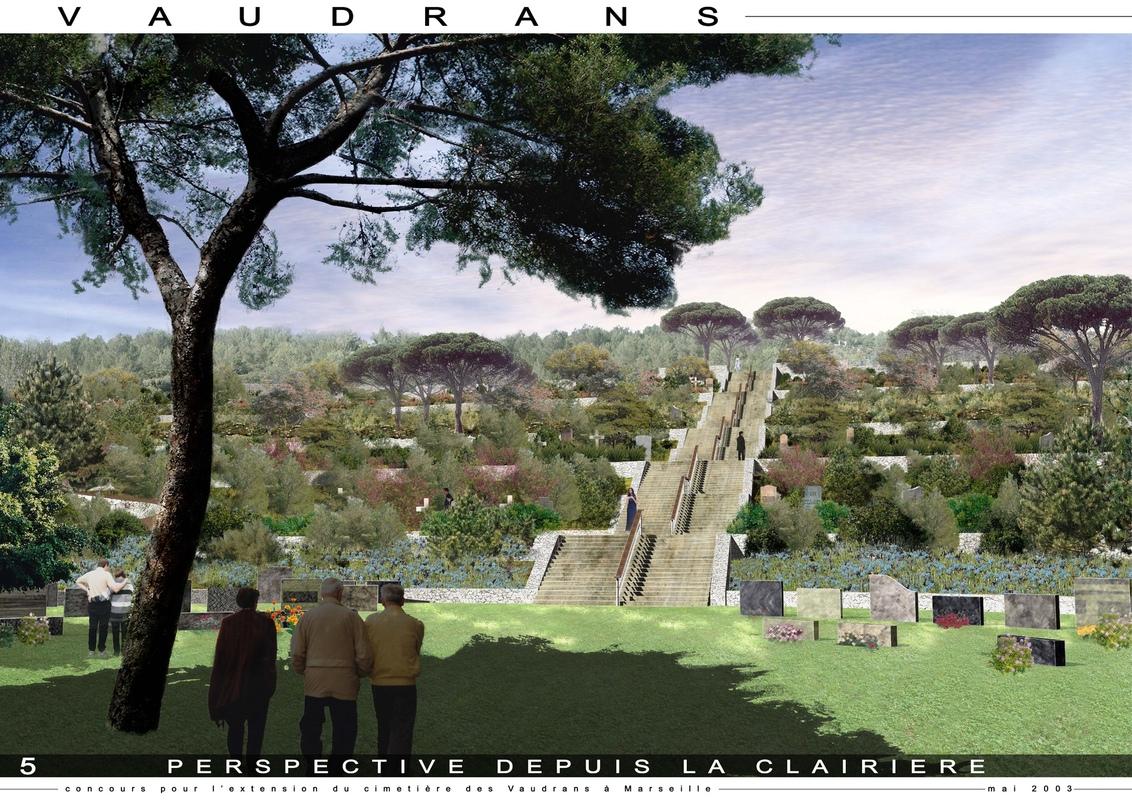 Architecte Marseille - Agence Elbaz Architecture à Marseille (13007) - Planche Concours n°5