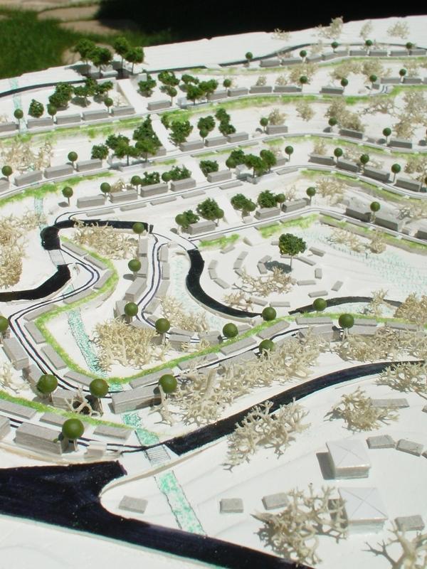 Architecte Marseille - Agence Elbaz Architecture à Marseille (13007) - Maquette