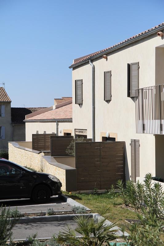 Architecte Marseille - Agence Elbaz Architecture à Marseille (13007) - Le projet utilise le vocabulaire architectural classique et vernaculaire, tout en le réinterprétant de manière à lui donner une touche contemporaine.