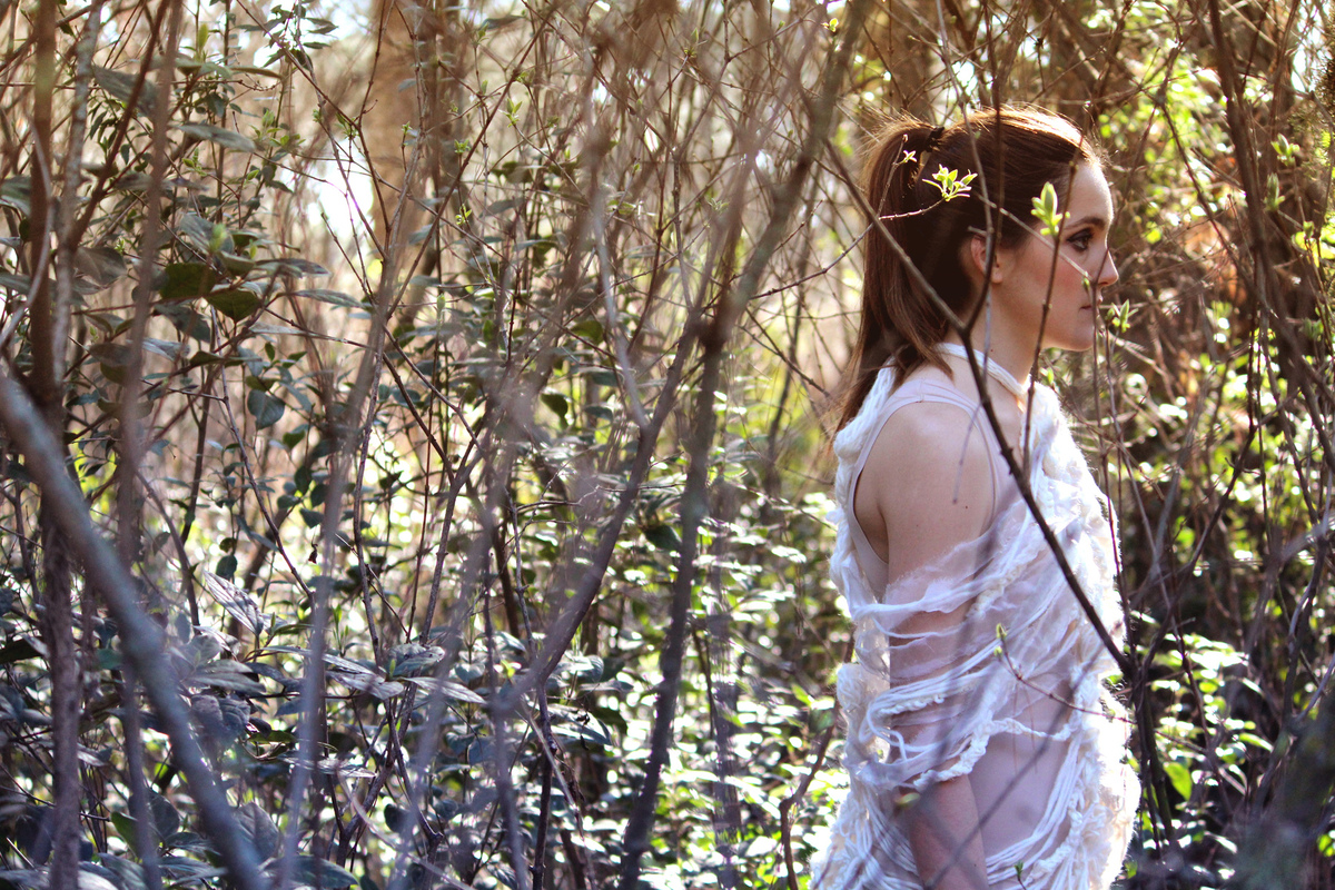 Laura Searle - Model Paula Campuzano
