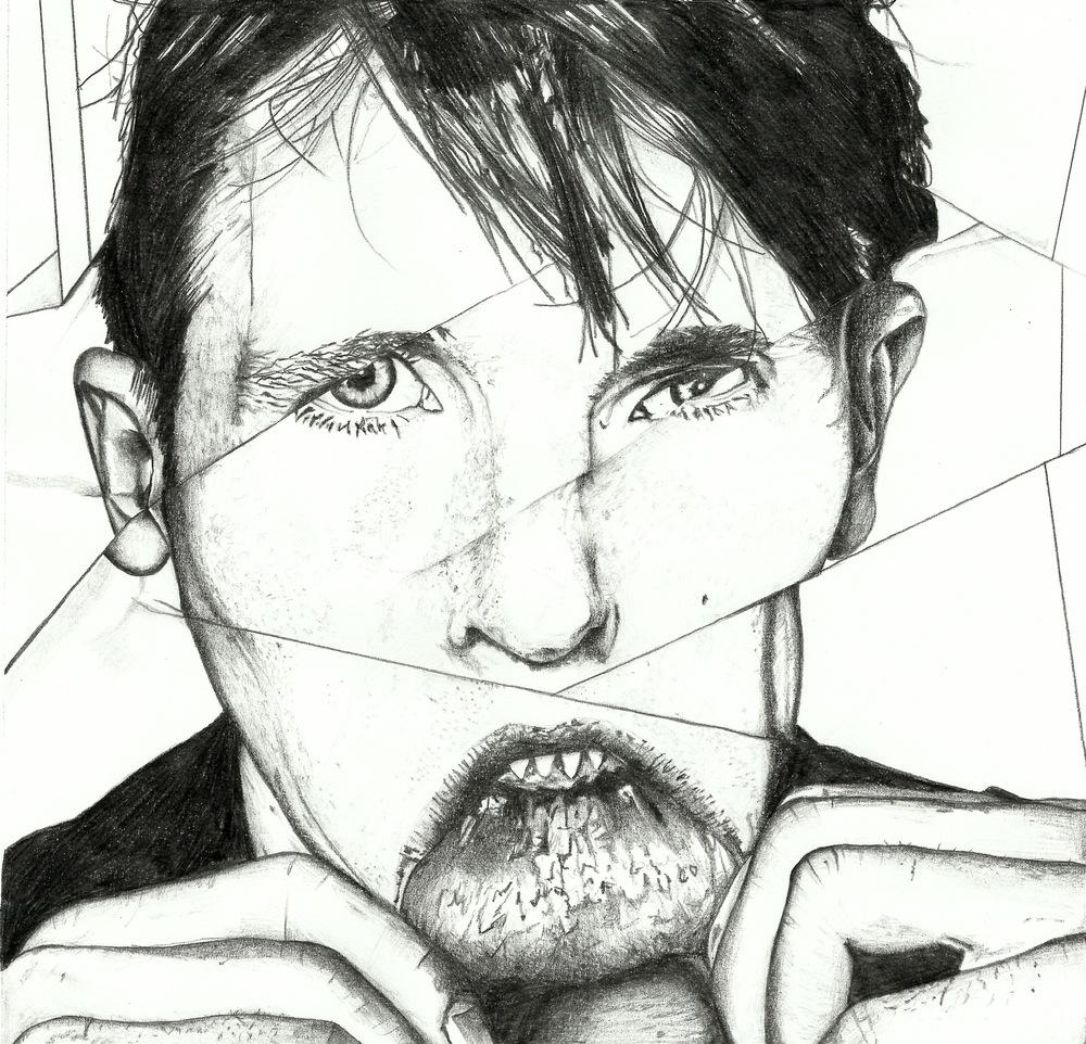 Laura Searle - Pencil Drawing. Based on Ryan Mginleys Photography