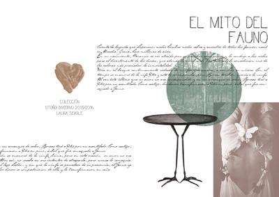 Laura Searle - El Mito del Fauno 2012
