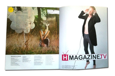 Laura Searle - H Magazine nº 120. 2012.