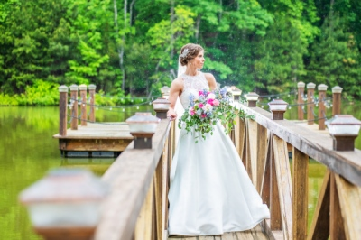 Amryn Soldier: Wedding and Portrait Photographer - In The Woods - Rockmart, GA