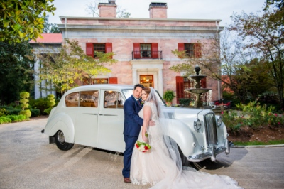 Amryn Soldier: Weddings, Elopements, and Portrait Photographer - Tate House, Georgia