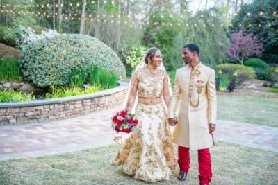 Amryn Soldier: Wedding and Portrait Photographer - Little Gardens- Lawrenceville, GA