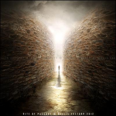 Nellis Eketorp Portfolio - Rite of passage