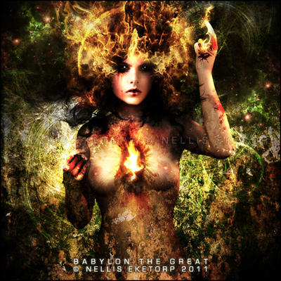 Nellis Eketorp Portfolio - Babylon the Great
