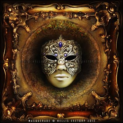 Nellis Eketorp Portfolio - Masquerade