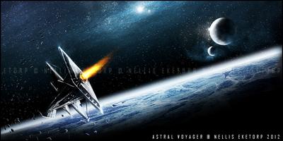 Nellis Eketorp Portfolio - Astral Voyager