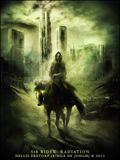 Nellis Eketorp Portfolio - 5th Rider: Radiation