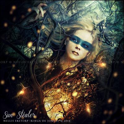 Nellis Eketorp Portfolio - Sun Stealer
