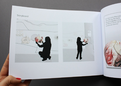 illustration - In dem überdimensionalen Puzzlespiel erfährt der Besucher Spannendes rund um den Wal