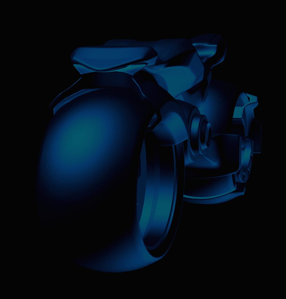 myPortfolio - Blue Bike 3