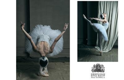 COMERCIAL PHOTOGRAPHY - Birmingham Royal Ballet