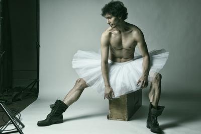 COMERCIAL PHOTOGRAPHY - Cesar Morales Anderson | Principal Dancer | Birmingham Royal Ballet