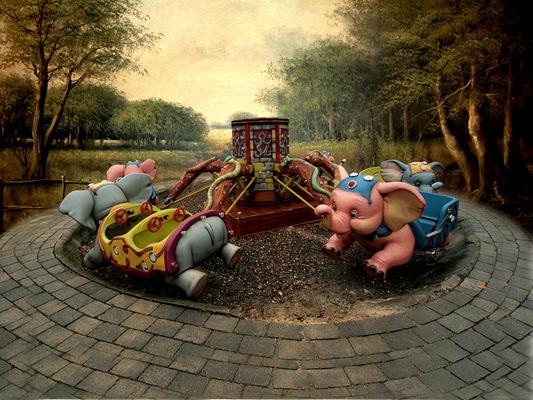 Lotte Agger - elefant