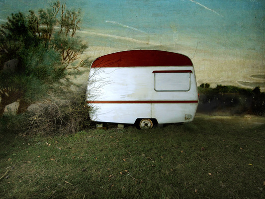 Lotte Agger - Camping