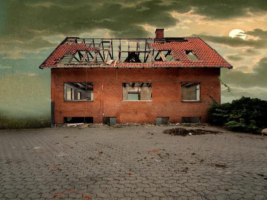 Lotte Agger - hus