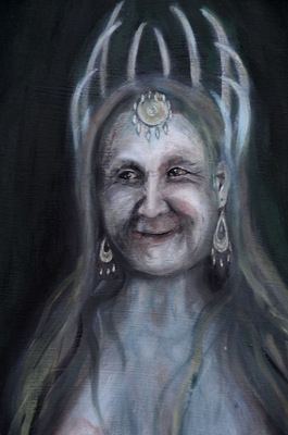 Maantyttäret - Vellamo,the goddess of water
