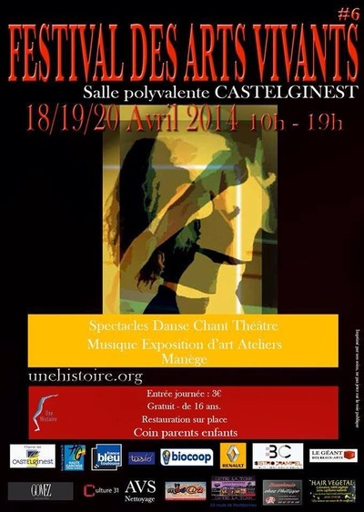 Will B. Photographie - festival des arts vivants de castelginest 2014