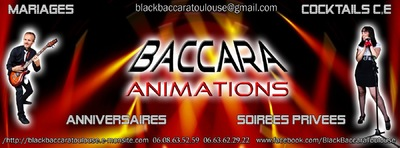 Will B. Photographie - black baccara animation