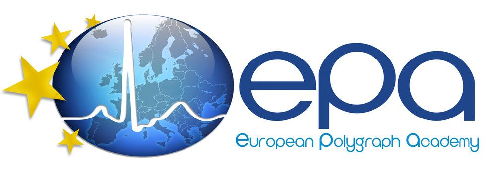 Juan Vega Martínez - Creación del logotipo para la European Polygraph Academy