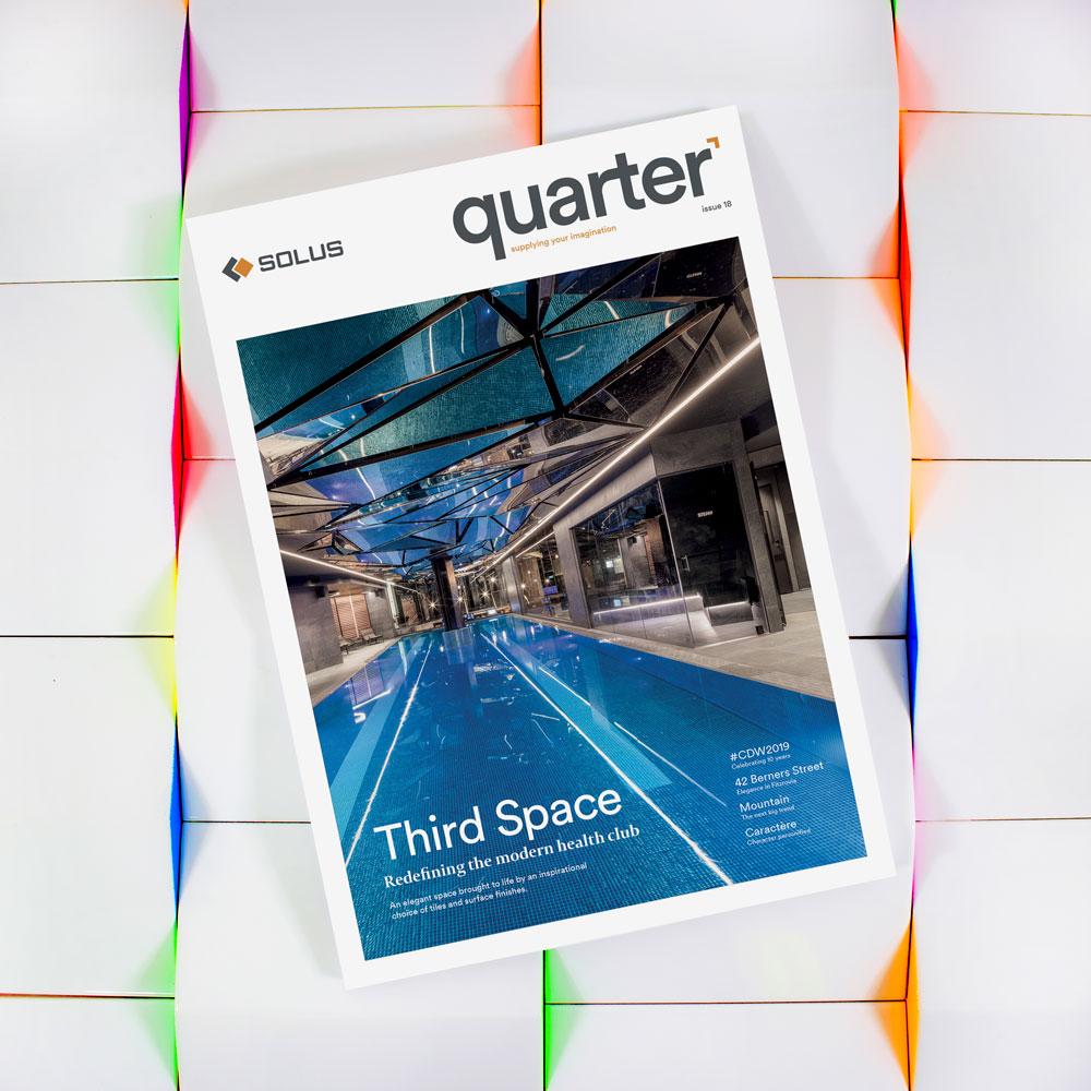 Lara-Jane van Antwerpen - Social Media Quarter Magazine Thumbnail