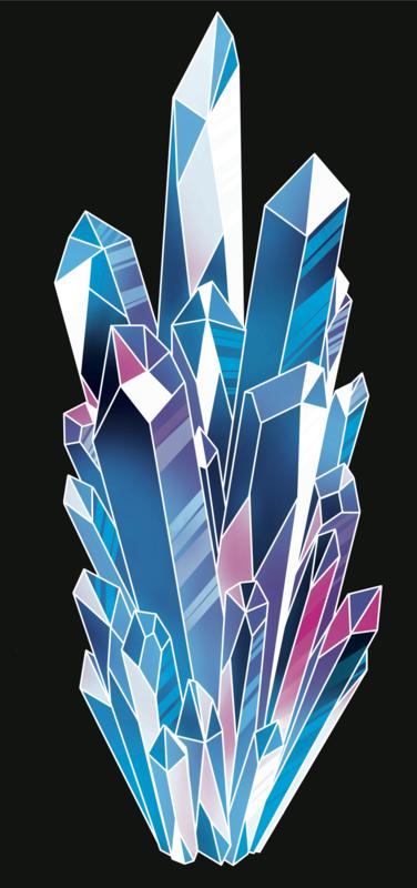 Lara-Jane van Antwerpen - Crystal Poster, 2014