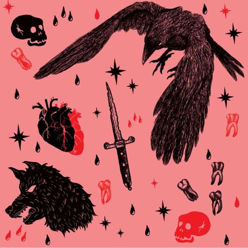 Lara-Jane van Antwerpen - Horror Illustretion