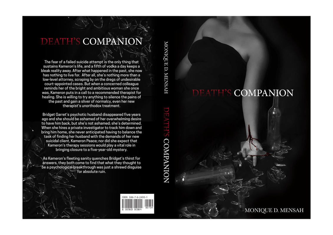 Lara-Jane van Antwerpen - Deaths Companion - TBA (Winner)