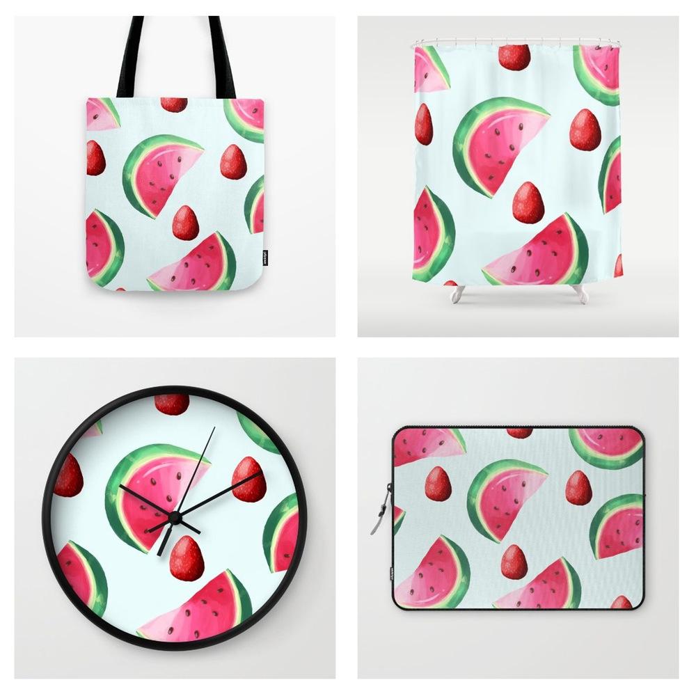 Lara-Jane van Antwerpen - Fruity Design