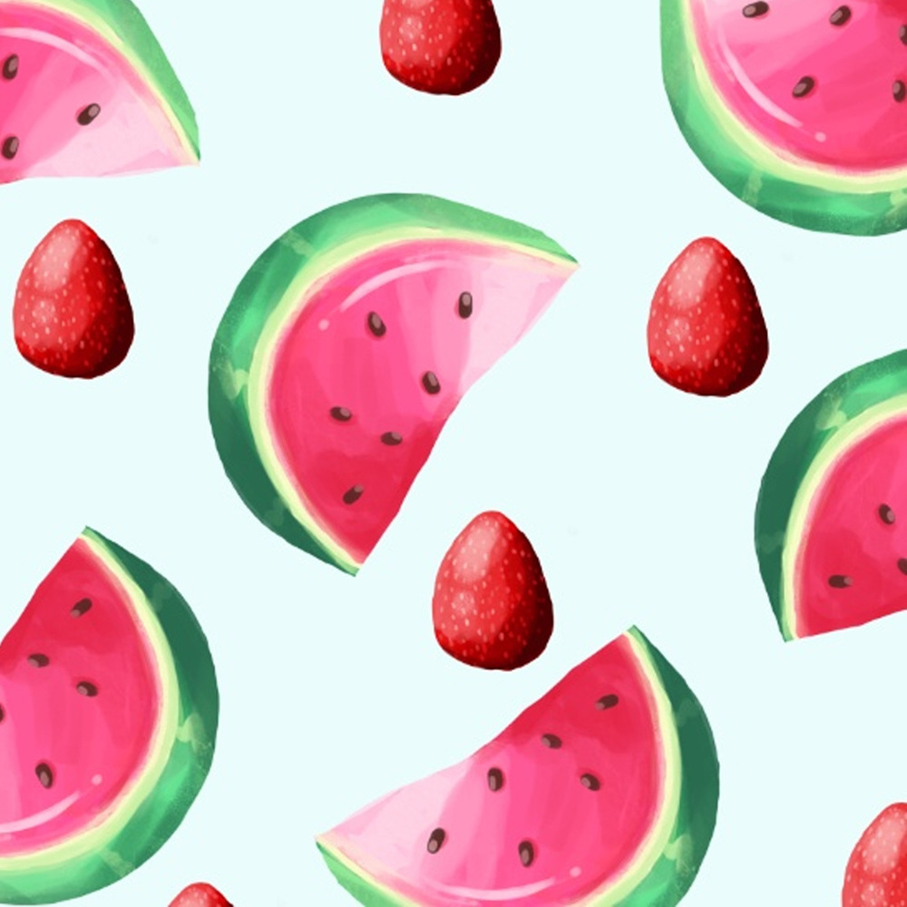 Lara-Jane van Antwerpen - Fruity Illustration