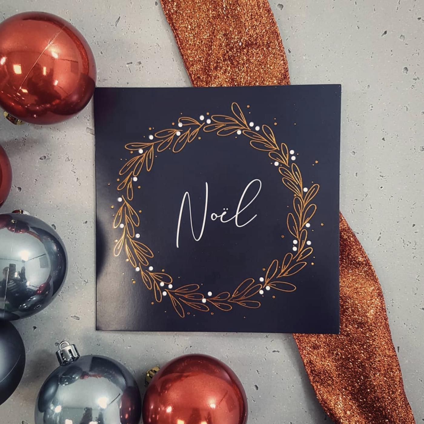 Lara-Jane van Antwerpen - Christmas Card Instagram