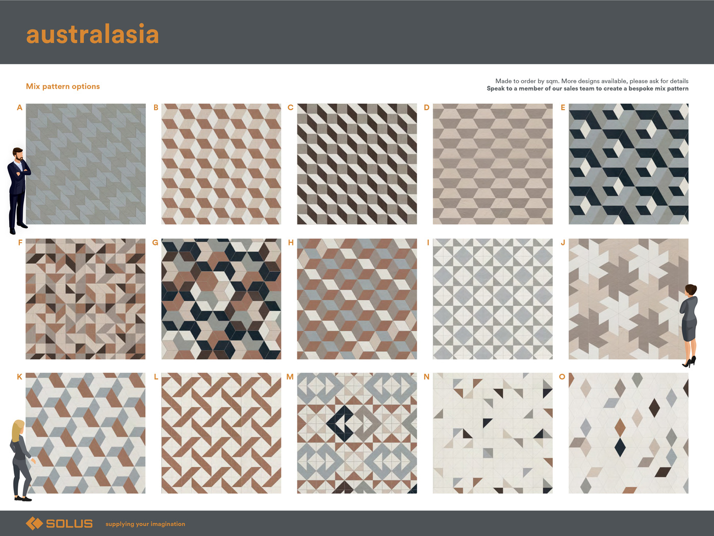 Lara-Jane van Antwerpen - Digital Brochure - Australasia 2